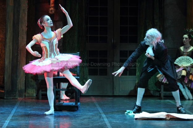 Link to COPPELIA December 2011